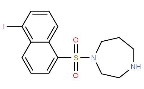 1-((5-iodonaphthalen-1-yl)sulfonyl)-1,4-diazepane