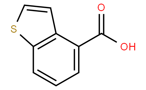 苯并[B]噻吩-4-甲酸