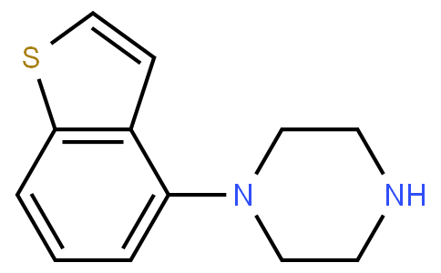 1-(benzo[b]thiophen-4-yl)piperazine