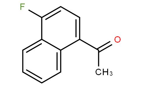 1-(4-fluoronaphthalen-1-yl)ethanone