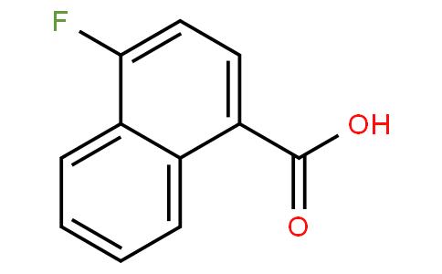 4-fluoro-1-naphthoic acid