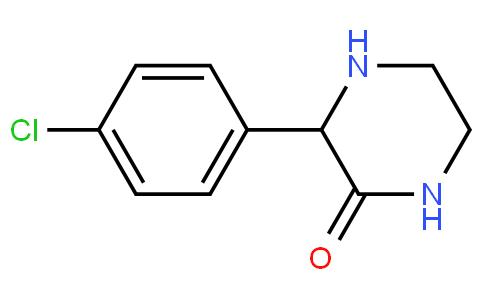 3-(4-Chlorophenyl)piperazin-2-one