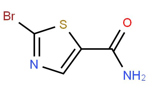 2-Bromothiazole-5-carboxamide
