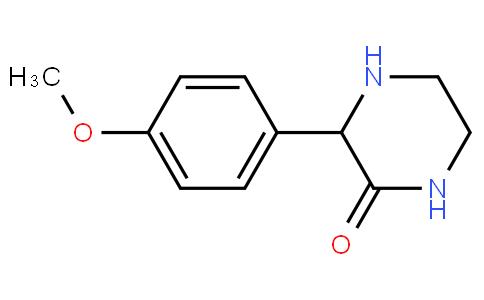3-(4-Methoxyphenyl)piperazin-2-one