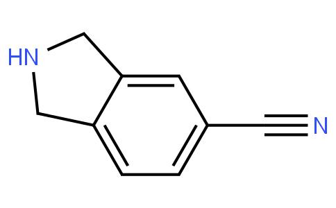 isoindoline-5-carbonitrile