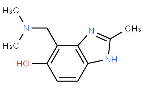 4-((二甲基氨基)甲基)-2-甲基-1H-苯并[d]咪唑-5-醇