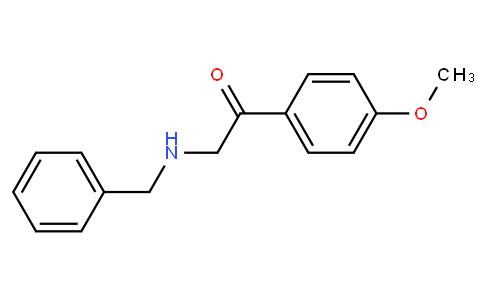 2-(苄基氨基)-1-(4-甲氧基苯基)乙酮