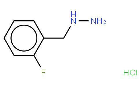 (2-fluorophenyl) methylhydrazine hydrochloride