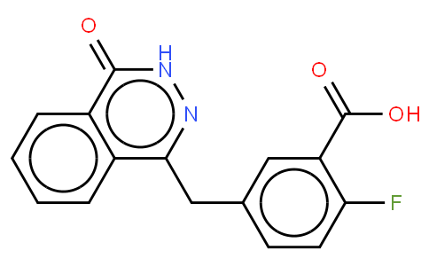 2-fluoro-5-((4-oxo-3,4-dihydrophthalazin-1-yl)Methyl)