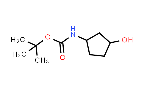 Tert-butyl(3-hydroxycyclopentyl)Carbamate