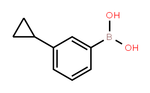 3-(Cyclopropyl) phenyl boronic acid