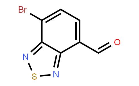 7-溴苯并[c][1,2,5]噻二唑-4-甲醛
