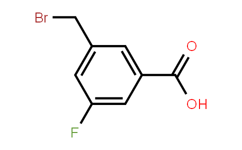 3-(Bromomethyl)-5-fluorobenzoic acid