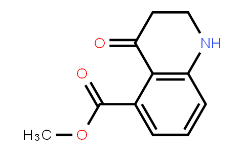 Methyl-4-oxo-1,2,3-trihydroquinoline-5-carboxylate