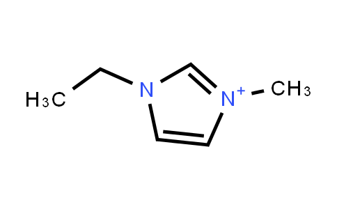 1-Ethyl-3-methyl-imidazol-3-ium