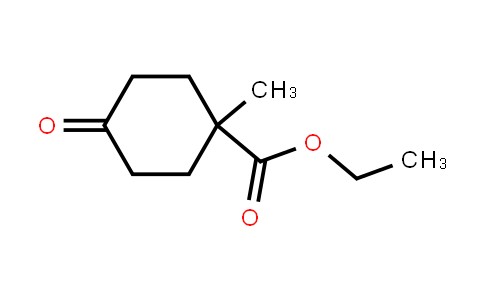 Ethyl 1-methyl-4-oxocyclohexanecarboxylate