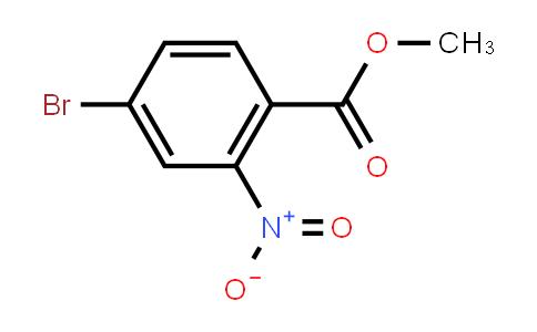 Methyl 4-bromo-2-nitrobenzoate