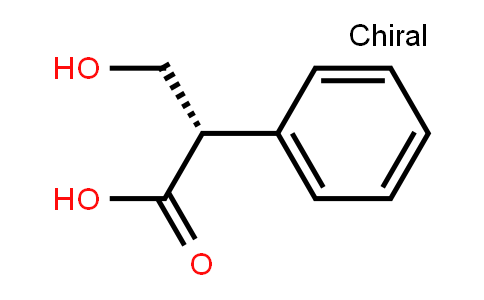(S)-3-hydroxy-2-phenyl-propionic acid