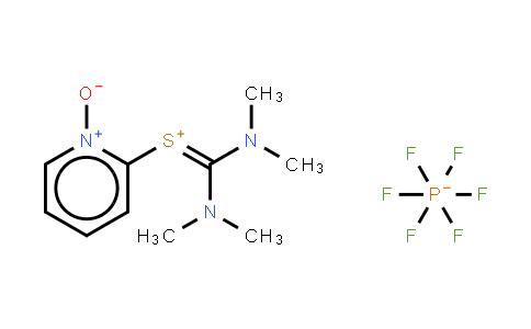 S-(1-氧代-2-吡啶基)-N,N,N',N'-四甲基硫脲六氟磷酸盐