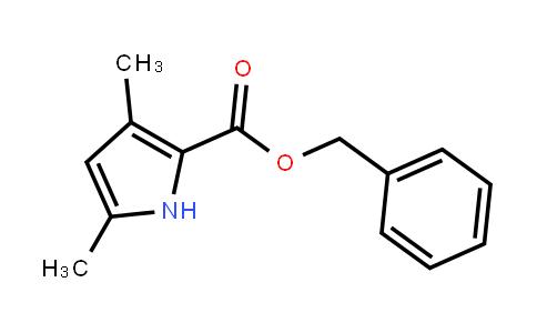 Benzyl 3,5-dimethyl-1h-pyrrole-2-carboxylate