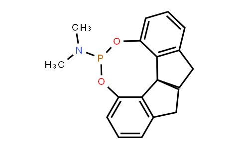N,N-dimethyl-4,5,6,7-tetrahydroiindeno[7,1-de:1',7'-fg][1,3,2]dioxaphosphocin-12-amine