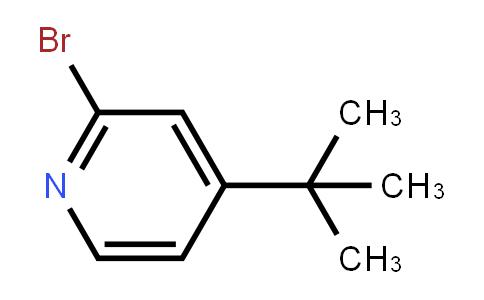 2-Bromo-4-(tert-butyl)pyridine