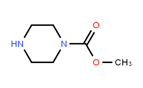 Methyl piperazine-1-carboxylate