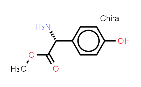 Methyl D-(-)-4-hydroxy-phenylglycinate