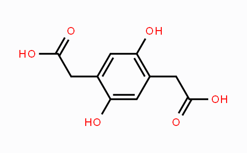 2,5-Dihydroxy -1,4-benzenediacetic acid