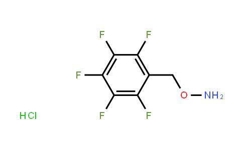 O-(2,3,4,5,6-pentafluorobenzyl)hydroxylamine hydrochloride