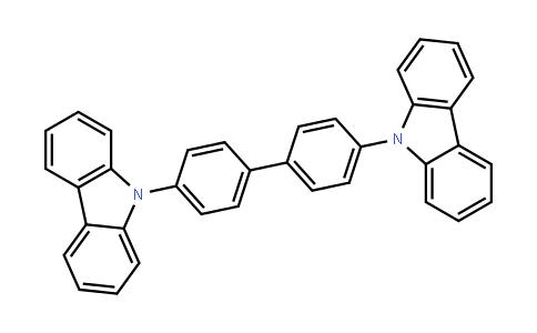 4,4'-Bis(N-carbazolyl)-1,1'-biphenyl