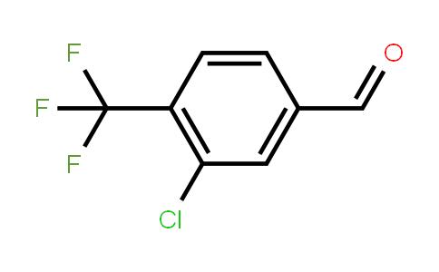 3-氯-4-三氟甲基苯甲醛