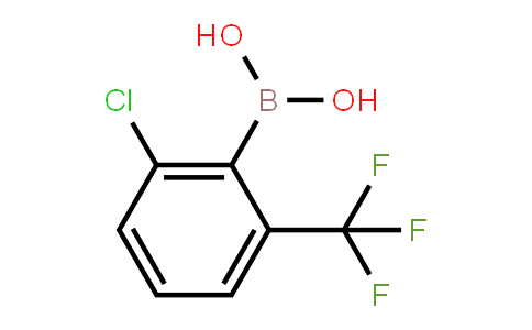 2-Chloro-6-(trifluoromethyl)phenylboronic acid