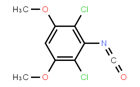 2,6-Dichloro-3,5-dimethoxyphenyl isocyanate