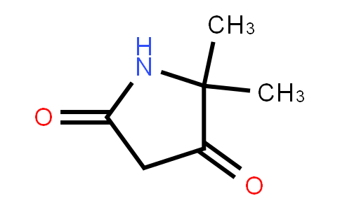 5,5-Dimethyl-2,4-pyrrolidinedione