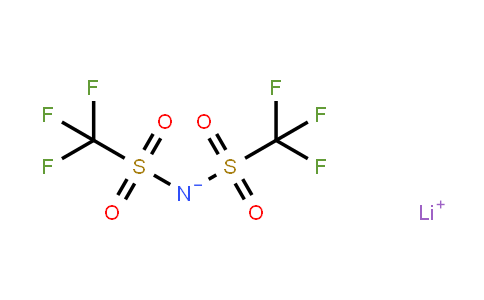 双三氟甲烷磺酰亚胺锂