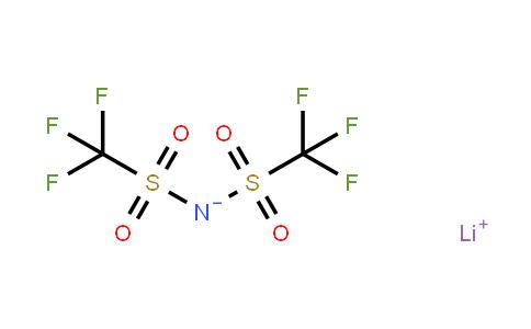 Lithium bis(trifluoromethanesulphonyl)imide