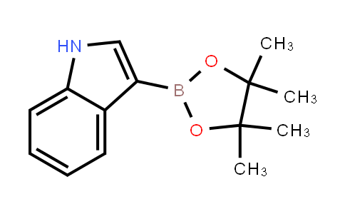 Indole-3-boronic acid pinacol ester