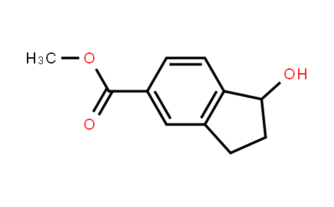 3-dihydro-1-hydroxy-1H-indene-5-carboxylate
